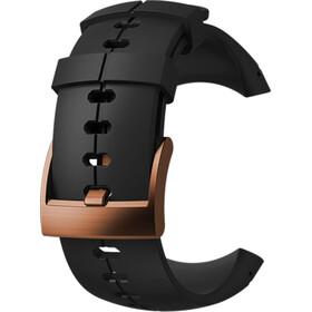 Suunto Spartan Ultra Kit de bracelet de montre interchangeable, noir/marron